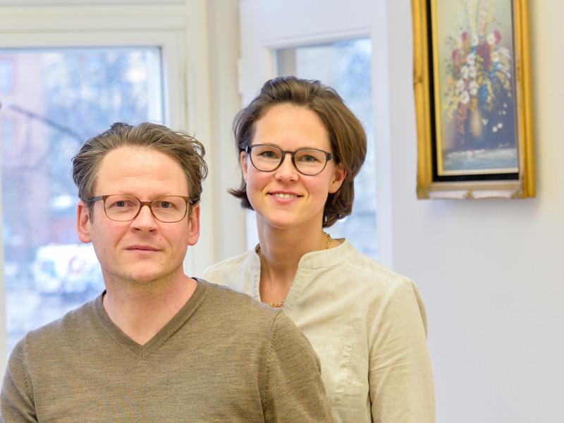 Gregor & Anne Otto